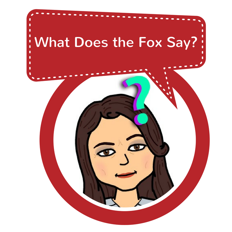 What Does the Fox Say?-2