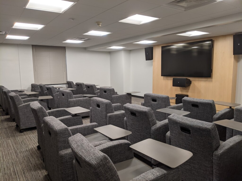Library Viewing Room