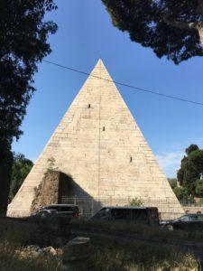 Day 4: pyramid of cestius, monte testaccio & montemartini powerplant museum by brandi and lex - img_9395-225x300.jpg image #2