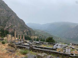 Day 7- Delphi - Temple-of-Apollo-300x225.jpg - Image #1