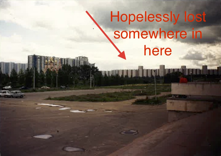lost in moscow